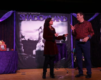 Shadowlands Mind Tripping Stage Show
