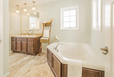 Rochester Model Master Bath