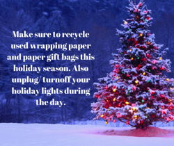 Recycling Tips for Christmas