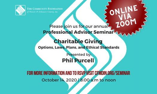 Professional Seminar RSVP
