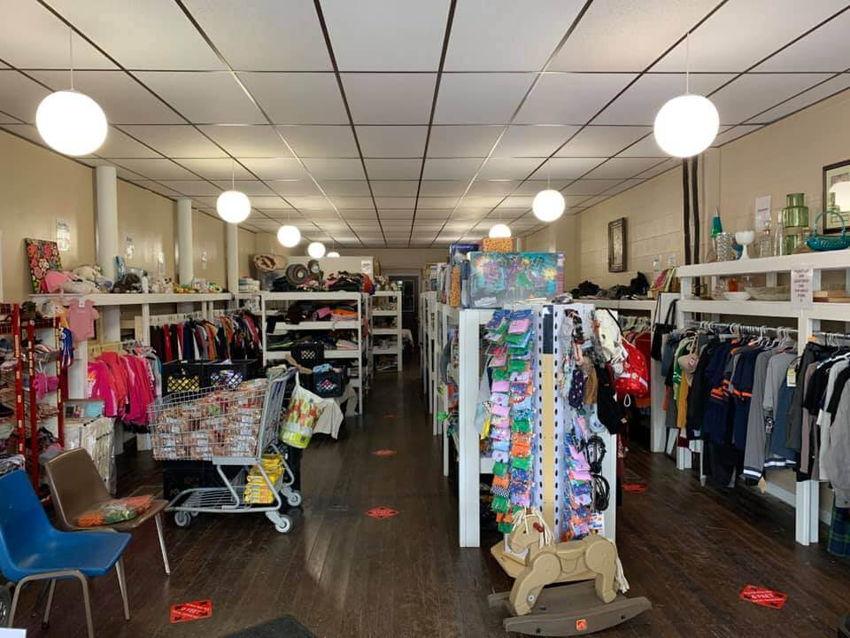 Gail's Thrift Store