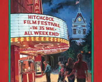 Poster of Historic Artcraft Theatre created