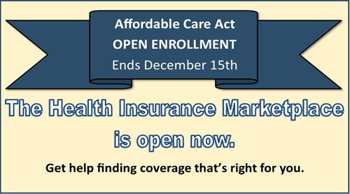 Image for Health Insurance Coverage Enrollment