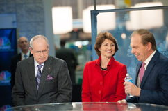 "Elaine Bedel Featured on CNBC's ""Power Lunch"" in Live Panel Discussion"
