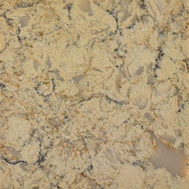 Optional Quartz Countertop- Mocha Latte