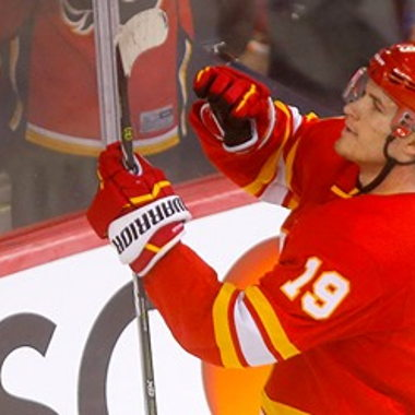 Image for Flames sign Tkachuk to three-year contract