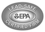 Logo for Lead Safe Certified