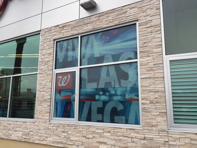Localized Semi-Transparent Window Graphics