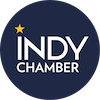 Logo for the Indy Chamber