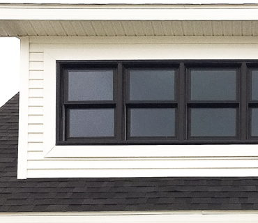 Black Andersen Windows