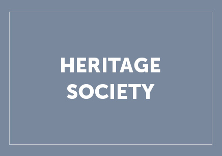 Heritage Society Button