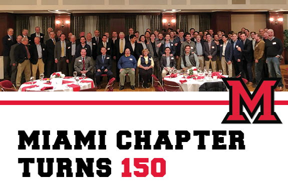 Image for Miami Chapter Turns 150