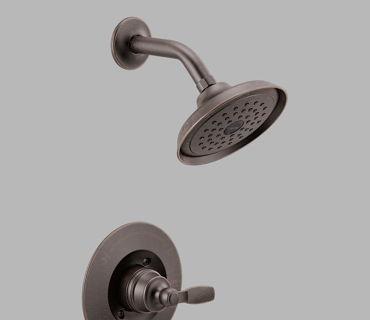 Shower Trim –  Oil Rubbed Bronze