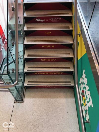 Kellogg's Stairs