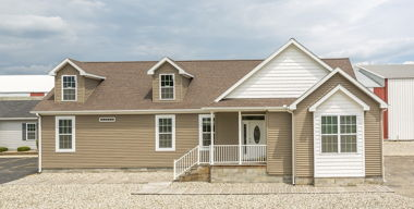 Rochester Homes Cape Cod Model