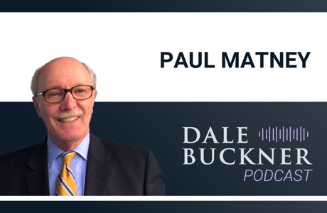 image for Texas Panhandle History with Dr. Paul Matney | Dale Buckner Podcast Ep. 12