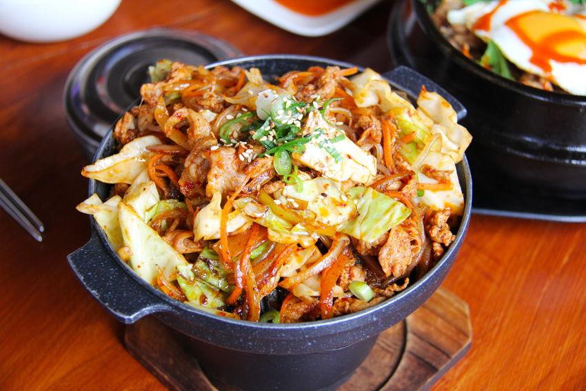 Sisters Korean Restaurant