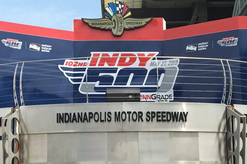 Image for The Excitement of Indy in May