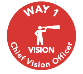 Way 1: Chief Vision Officer