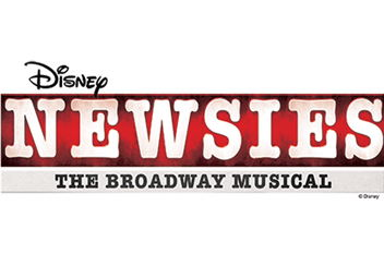 Logo for Newsies