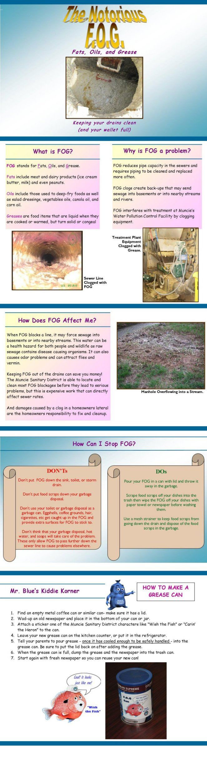What is Fog infographic