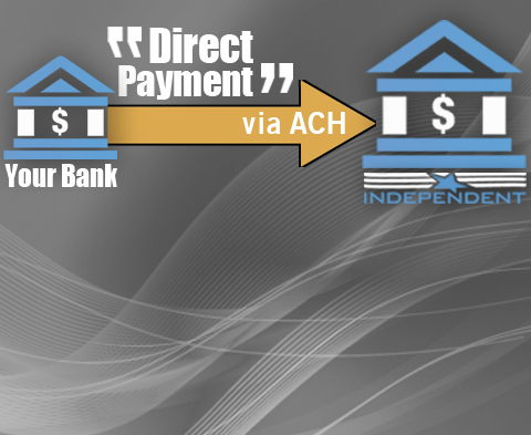 Image for Direct Pay via ACH