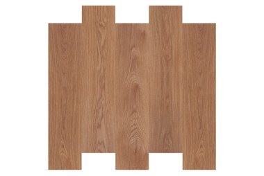 OPTIONAL RED OAK FLOORING