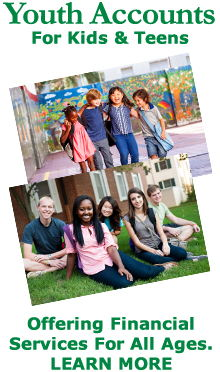 Youth Accounts For Kids & Teens, Offering Financial Services For All Ages