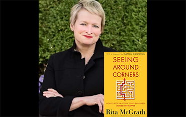 Image for Metronome United presents Business Innovation Thought Leader, Rita McGrath