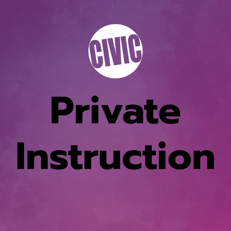 Image for Private Instruction at Civic!