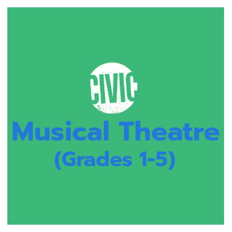 Image for Musical Theatre Essentials (Grade 1-5)