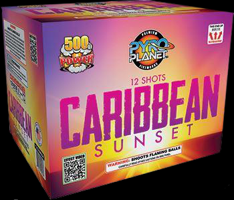 Image for Caribbean Sunset 12 Shot