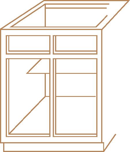 framed cabinet icon