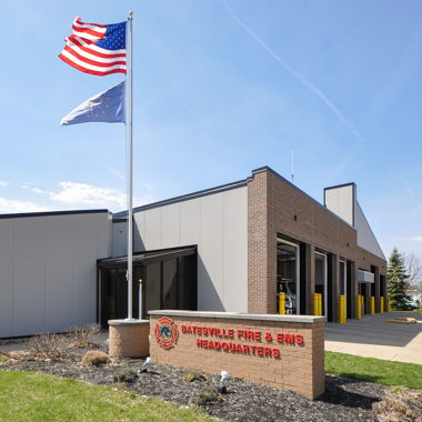 Image for Batesville Fire Station
