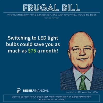 Image for Frugal Bill - LED Bulbs
