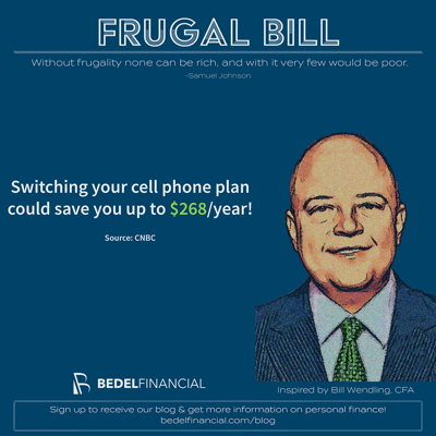 Image for Frugal Bill - Cell Phone