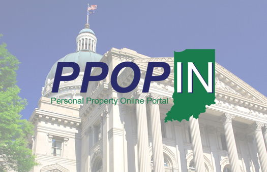 Image for Indiana Rolls Out Business Personal Property Tax Portal