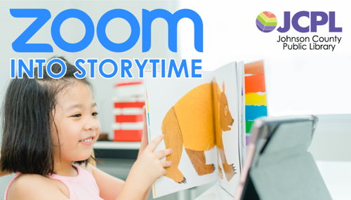 Zoom Storytimes