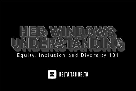 Equity, Inclusion and Diversity
