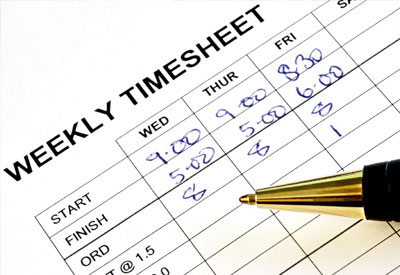 Image for Five Tips for Getting Staff to Enter Timesheets in Architectural/Engineering Firms