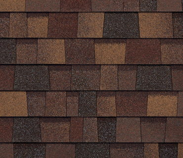 OPTIONAL DESIGNER SHINGLES-SEDONA CANYON