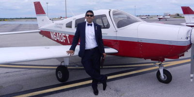 The Sky's the Limit for Rian Mehta
