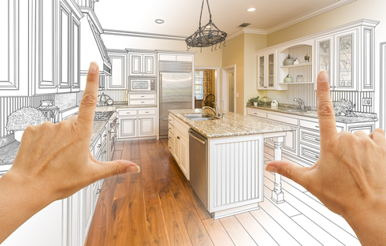 Image for 4 Ways to Bring Your Dream Kitchen to Life