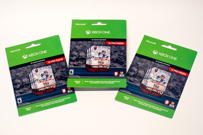 Microsoft Digital Downloadable Cards