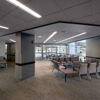 Business Health Services Lobby
