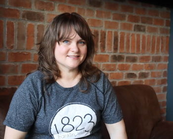 The Woman Behind 1823 Bakehouse