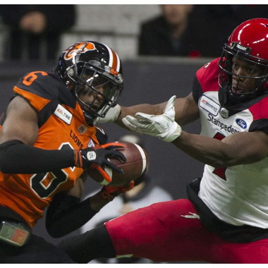 Image for After taming Lions, Calgary Stampeders return home to face Bombers in West semifinal