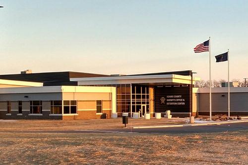 Image for Adams Co. Judicial Center- Decatur, IN