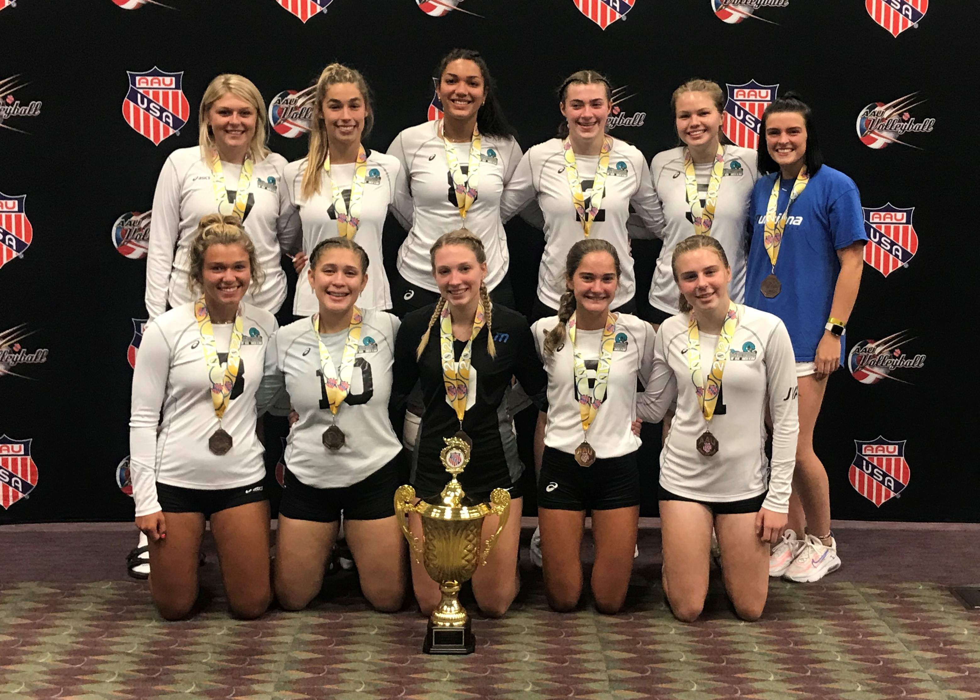 image for 2021 Munciana Vipers 16 Classic Third Place
