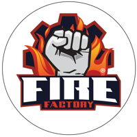 Image for Sticker - Fire Factory 3.5""